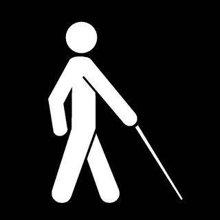 blind-man